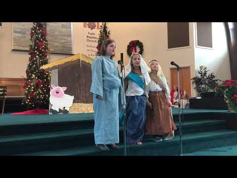Faith Baptist Church of Vienna, Christmas Program 2017