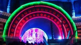 Mankundu Sporting Club Chandannagar Jagaddhatri Puja 2014 HD Video