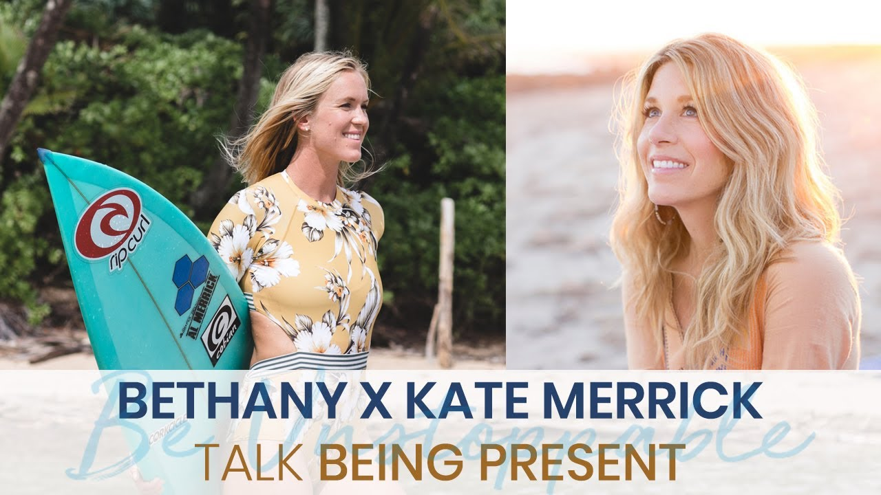 Kate Merrick x Bethany Talk Being Present (Virtual Chat)