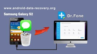 How to Recover SMS Text Messages from Samsung Galaxy S2 / SII on Mac EI Capitan