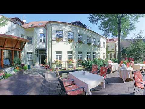 Grotthuss viešbutis vilniuje | 360 video