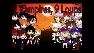 Gambar cover «9 Vampires, 9 Loups» /GLMM ep 3