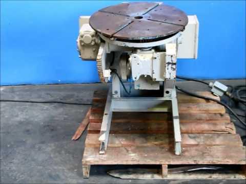 pandjiris welding positioner youtube rh youtube com