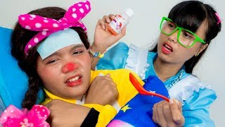 Sick Song - Children Songs & Nursery Rhymes