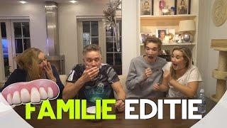 ONE BITE CHALLENGE FAMILIE EDITIE!