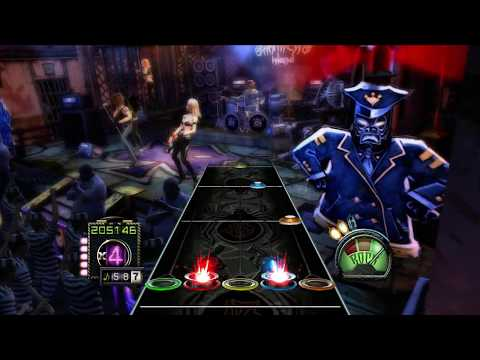 Guitar Hero 3 Welcome To The Jungle Expert 100% FC (360998)