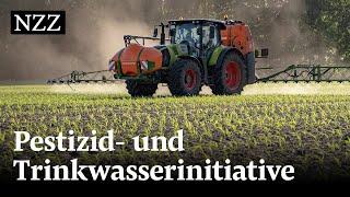 Trinkwasser- und Pestizidinitiative