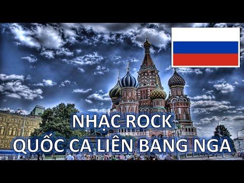 Clip Nhạc Rock Quốc ca Liên bang Nga - [BỘ BA ẤN PHẨM ĐẶC BIỆT CHÀO MỪNG 350 SUBS] hay và hót nhất