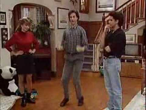 full house gif stephanie