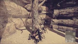 Nier: Automata - Side Quest - Resistance Disappearance