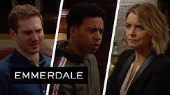Emmerdale - The Woolpack Reels At Jamie and Belle's Affair
