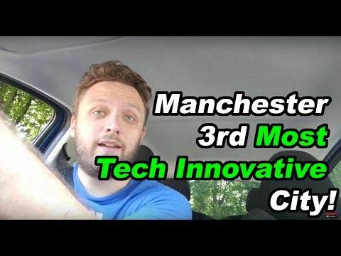 [LIVE] Manchester Named Third Most Tech Innovative City! - Manc Entrepreneur - Episode 151