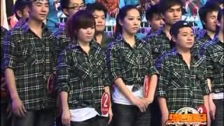 《梦想剧场》唱到北京去,山东阳谷队 河北大学队 河北唐山路北队