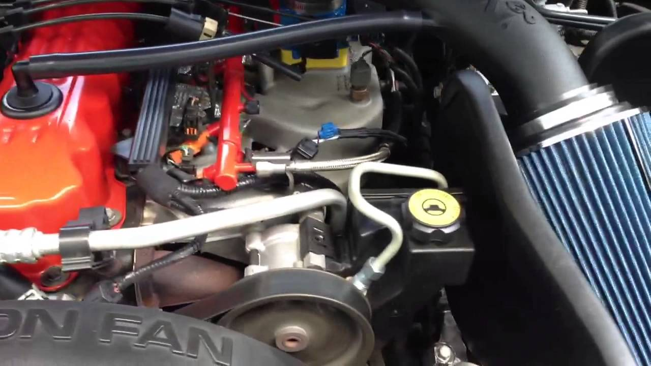 02 Jeep 4.0L Engine Rebuild To 4.6L Stoker   YouTube