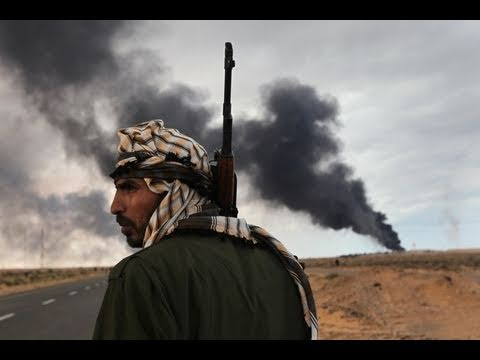 Photographer Reflects on 'Epic' Libya Battles, Revolution in the Arab World