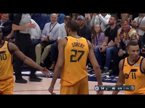 Rudy Gobert Defensive Player of the Year song parody