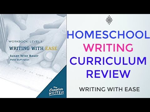 Homeschool Writing Curriculum Review   Writing with Ease   Well Trained Mind
