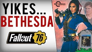 Fallout 76 Hackers Expose Bethesda Lies! Attack 532+ Players, Steal Their Inventory & F76 Collapses!