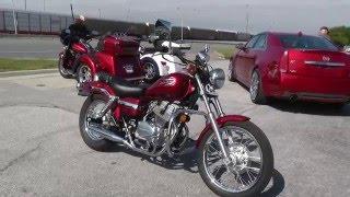 Honda Rebel 2012 Videos