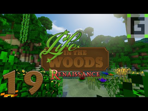 Life In The Woods: Renaissance - E19 - Framing the House