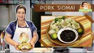 Pork Siomai Recipe   How to cook Siomai for business!