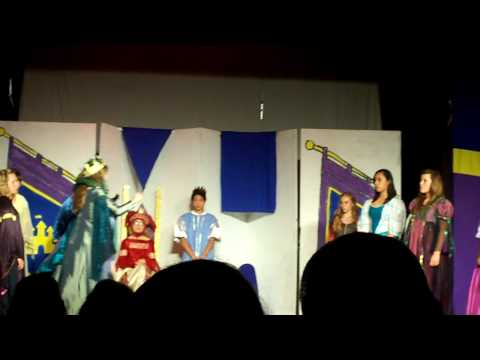Santiago Middle School Drama 5