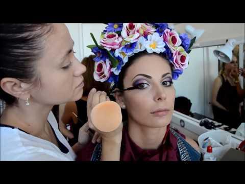 Макияж смоки айс | Пошагово | Нависшее веко, Возрастной макияж | AYANA LOVA