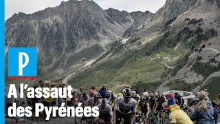 Tour de France : place à la grande explication des Pyrénées