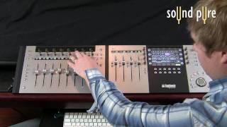 Euphonix MC Control & MC Mix - Pro Tools HD