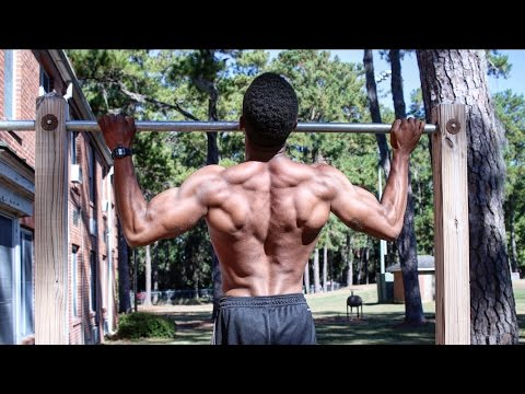 HOW TO: Best Way to do a Pullup - Proper Pullup Form Tutorial