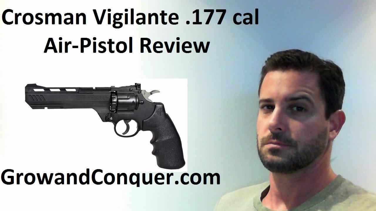 Crosman Vigilante Review