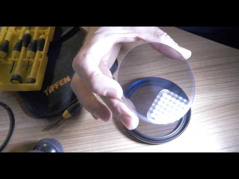 How to Clean the inside of a Variable ND Filter