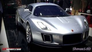 Gumpert Tornante - Geneva 2011 With Gtspirit.com