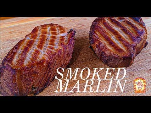 Fresh Smoked Marlin Recipe | Kamado Joe