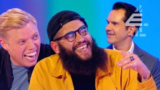 The Best of Jamali Maddix on 8 Out of 10 Cats!