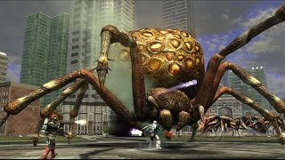 Гигантские насекомые атакуют