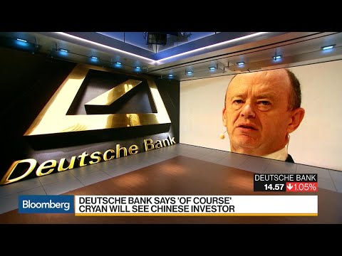 Deutsche Bank CEO Has Yet to Meet Top Investor