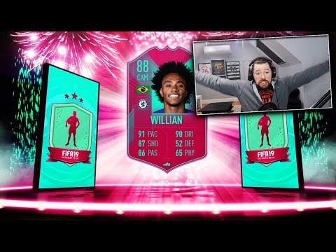 88 FUT BIRTHDAY WILLIAN SBC! (CAM) - FIFA 19 Ultimate Team