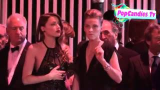 Amber Heard & Whitney Heard depart 2013 Vanity Fair Oscar Party in WeHo Thumbnail