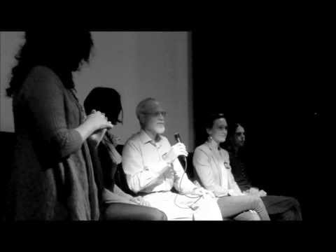 GMO OMG post documentary I-522 panel discussion - Bellingham, Washington at the Pickford Cinema.