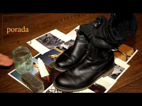 Правила ухода за кожаной обувью - умные советы!