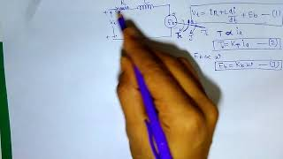 Speed control of dc motor using pid part-1