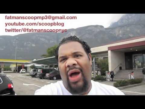 Fatman Scoop Talks To DJ's About Custom Drops Pt.1