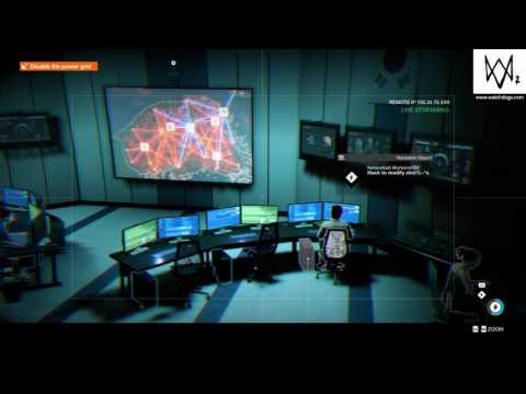 Watch Dogs 2: Hack Teh World - Disable the power grid in Seo