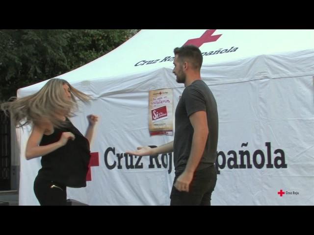 Flashmob presentación Sorteo de Oro 2017 en Córdoba