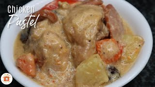 Creamy Chicken Pastel (Filipino Style)