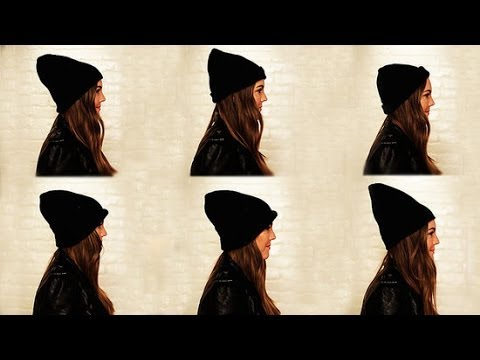 5b2f8757a14 6 Ways to Wear a Beanie