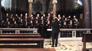 O Domine Jesu Christe - Giovanni Pierluigi da Palestrina (Jubilate Deo Choir)