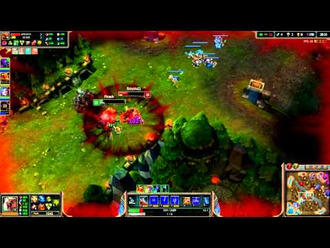 League of Legends-Gameplay by Pirush