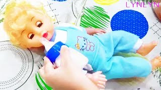 Baby Doll for Kids pretend play | Are you sleeping brother John.